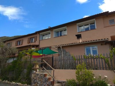 Photo for Villa entirely independent apartment with garden for 6 people