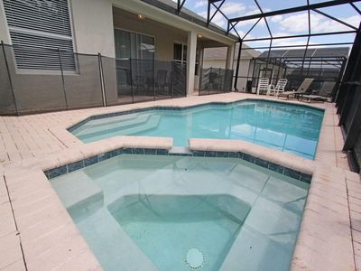 Photo for Windsor Hills   Pool Home 5Bed/5Bath   Sleeps 10   Gold - RWH503