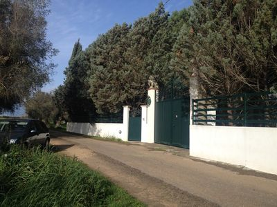 Photo for WONDERFUL VILLA FOR RENT IN ITALY'S FORESTS OF ANCIENT OLIVE OIL TREES