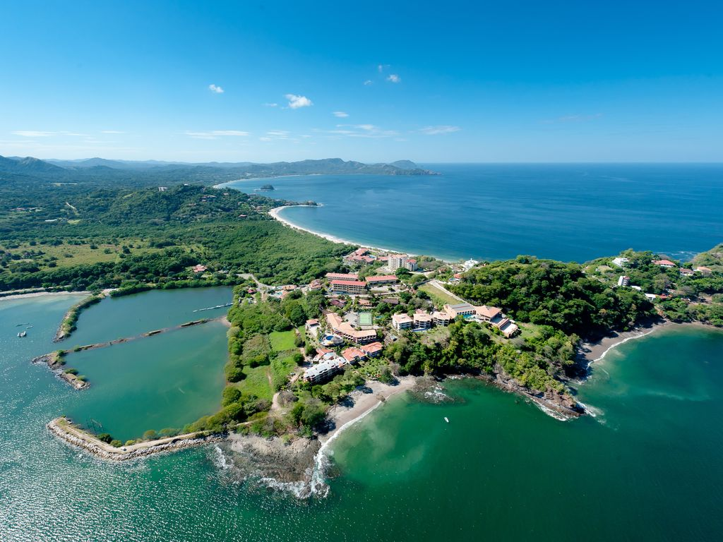 Large Ocean View Playa Flamingo Condo That Sleeps 8 People 2 Blocks To Beach Share Costa Rica