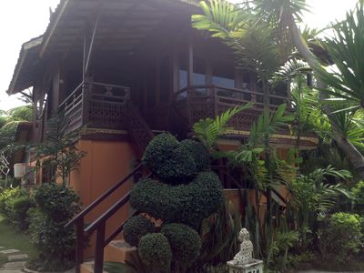 Photo for Villa Tenganan, Kura Kura Villas, Candidasa. Sleeps up to 4 in comfort.