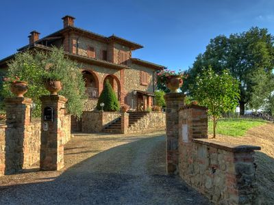 Photo for Apartment inside the Villa di Dariio