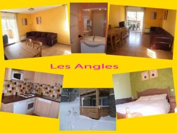 Les Angles: Apartment/ flat - Les Angles