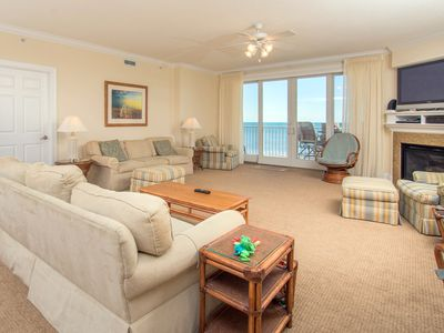 Photo for LUXURY PENTHOUSE with great beach, boardwalk and panoramic views!