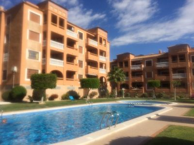 Photo for 2 Bedroom Penthouse Apartment, Villamartin