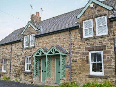Photo for 2 bedroom property in Alnmouth. Pet friendly.