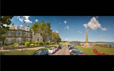 Photo for Luxury Apartment with views of The Home of Golf, The R&A & The West Sands