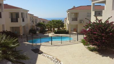 Photo for 2BR Apartment Vacation Rental in Tala, Paphos 8577
