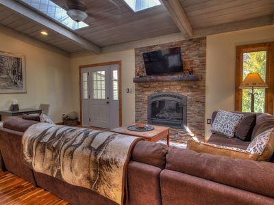 Photo for Newly Renovated Multi Level Vail Home; 10 minutes From Slopes, Free Shuttle serv