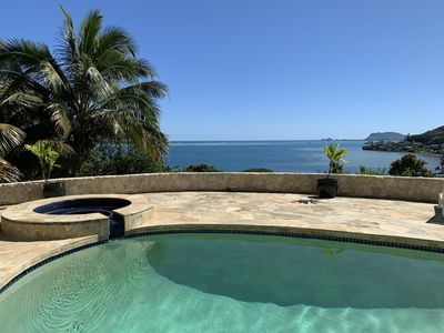 Photo for Spectacular Ocean View with Pool and Hot Tub - 30 DAY minimum stay required