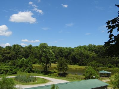 Cattail Holler Lodge On 170 Gated Acres With Spring Fed Ponds