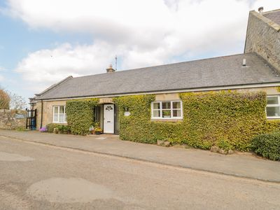 Photo for FORGE COTTAGE, pet friendly, with a garden in Rothbury, Ref 1009909