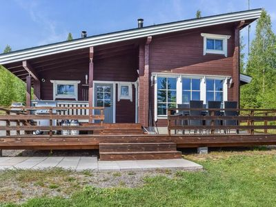 Photo for Vacation home Herrankukkaro in Äänekoski - 4 persons, 1 bedrooms