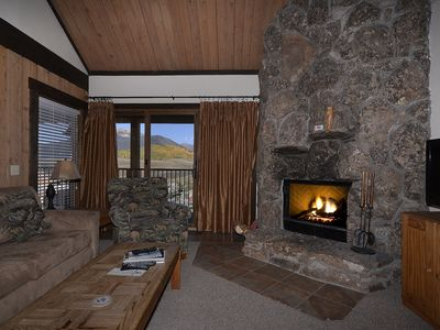 Photo for ski-in, ski-out, 4 bedrooms + loft, beautiful views, pets considered