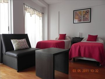 Lovely and Beautiful Apartment for 2/3 Pax in Palermo's Heart