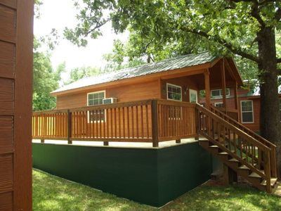 Photo for Efficiency Cabins. RV and cabin resort