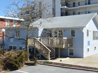 Photo for Unit #1, Door to Dune in 50 steps! 3 BR, 2 BA condo in the heart of North OC