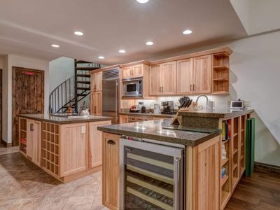 Photo for Transport Yourself to a Well-Appointed Ski Condo in Telluride Just Steps from the Slopes