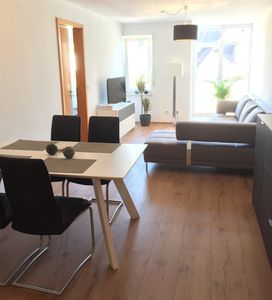 Photo for Stylish apartment centrally in Friedrichshafen, renovated and newly furnished