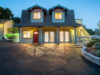 Photo for Centrally located to Wine Country along with a short Drive to the Ocean.