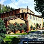 A picture perfect experience in the country outside of siena.