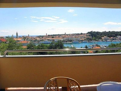 Photo for Holiday apartment Rab for 2 persons with 1 bedroom - Holiday apartment