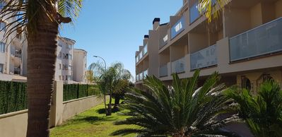 Photo for Spectacular Townhouse on the best beach in Valencia