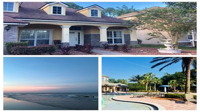 Photo for Mayo Clinic, Luxury, Community Resort Style pool, close to white sand beaches