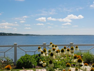 Photo for Waterfront condo with spectacular view for Full month of August