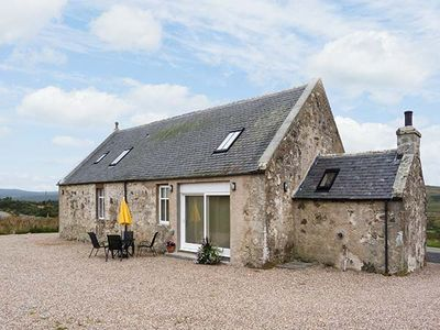 Photo for THE AULD KIRK, family friendly, with a garden in Melvich, Ref 917388