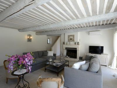 Photo for Gordes, beautiful house for rent for 6 people