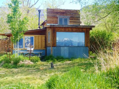 Photo for 2BR Cabin Vacation Rental in Cedarville, California