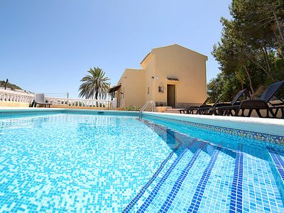 Photo for 5BR Villa Vacation Rental in Calp