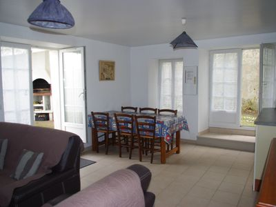 Photo for Village house - The Gillieux - Close to beach of La Concha
