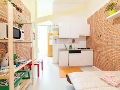 Photo for mini apartment located in the heart of the city of Salerno