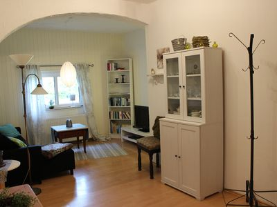 Photo for Top equipped apartment for 2 persons with a panoramic view of nature