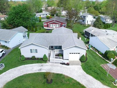 Handicap Accessible 4 Bedroom Beach House in Bethany West