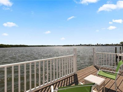 Photo for Emily 46, 2 Bedrooms, Bay Front, WiFi, Boat Dock, Sleeps 6