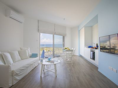 Photo for Protaras Seafront Azure Suite