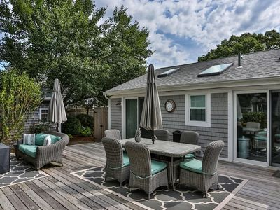 Photo for #907: Newly Updated, Minutes to Beach & Town, Large Outdoor Private Deck!