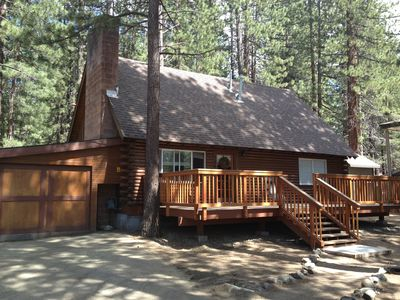 Photo for Relaxing Cabin/ Two Master Bedrooms/ Near Heavenly & Casinos