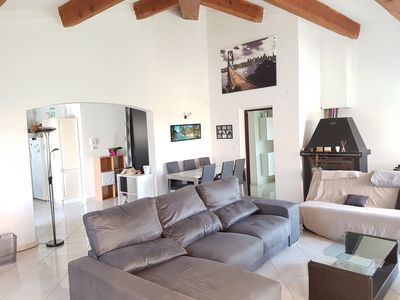 Photo for Superb Villa of 150m2 located between Beach and countryside