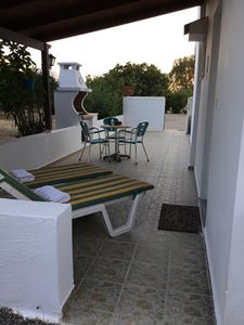 Photo for Studio Apartment close to the centre and the main beach of Pefkos.