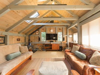 Salamander Creek Cabin - Private Top Of The Mtn Cabin With Hot Tub, Dogs Welcome