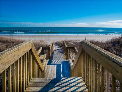 Photo for The Light House: 4 BR / 3 BA duplex in North Topsail Beach, Sleeps 12