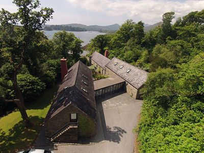 Photo for Linden House Glengarriff, 10 Bedrooms Sleeps 20,  Luxury Self Catering Rental