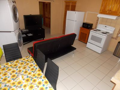 Photo for Stewart Guest House - Trincity, Airport, Washer, Dryer, Movies, Premium TV