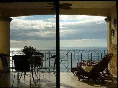 Photo for 6th Floor Luxury Condo with great ocean views - walking distance to the beach