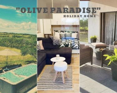"""Photo for Holiday Home """"Olive Paradise"""" with Pool & Jacuzzi"""