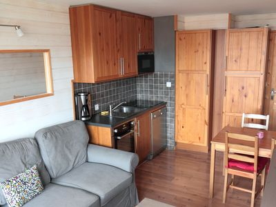 Photo for Apartment for 4 persons with separated room, quite and ideally located